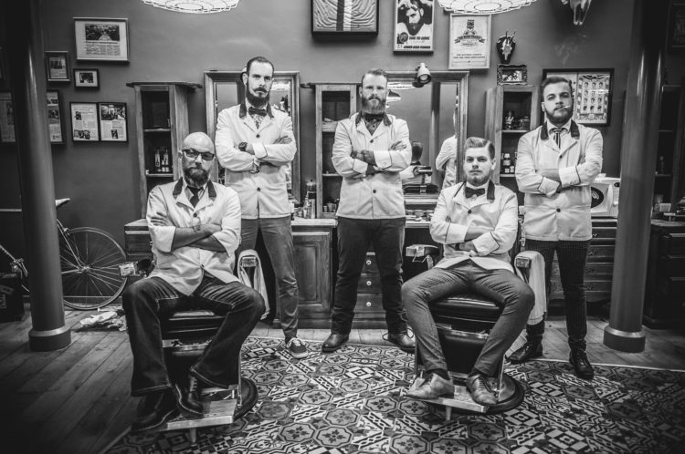 Why every man should go to a barbershop