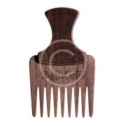 Wooden Beard Comb-2